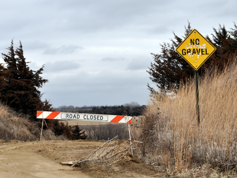 Signs on country roads...and in life. (6/6)
