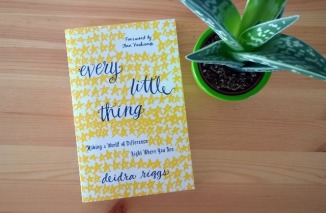 EveryLittleThing-DeidraRiggs-BookReview