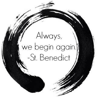 st ben begin again