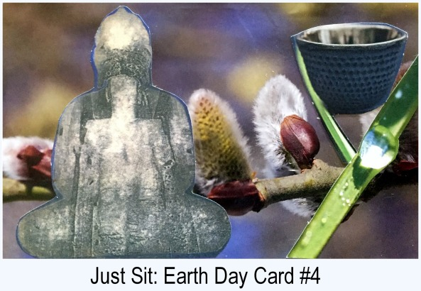 earth day card 4 just sit