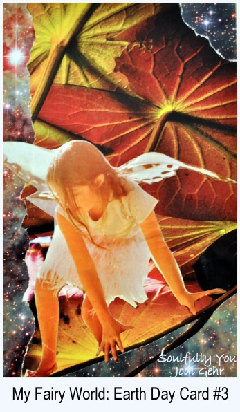 earth day my fairy world card 3