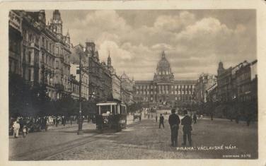 city 2 jpost card to grandpa Blazek