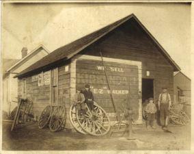 frank blazek blacksmith