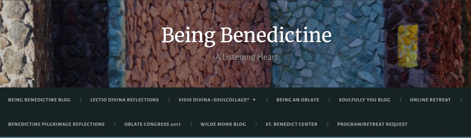 Earth Day 2020….moving over to Being Benedictine!